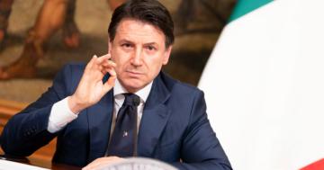"""Giuseppe Conte: """"Una decisione difficile ma necessaria"""""""