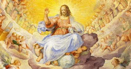 Nostro Signore Gesù Cristo Re dell'Universo