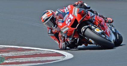Michele Pirro e Ducati sul tetto del mondo