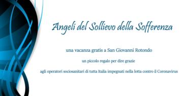 """""""Angeli del Sollievo della Sofferenza"""""""