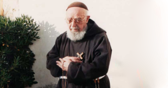 Fra Modestino da Pietrelcina verso gli altari