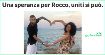Una speranza per Rocco, uniti si può