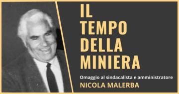 """Il ricordo di Nicola Malerba al convegno """"Il tempo della miniera"""""""