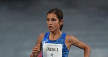 Grande prova di Maria Chiara Cascavilla ai mondiali di mezza maratona