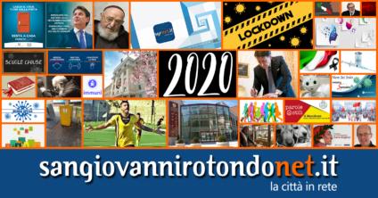 Il 2020 raccontato da SanGiovanniRotondoNET.it