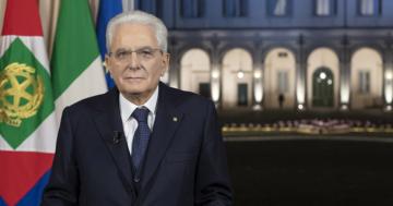 Messaggio di fine anno del Presidente della Repubblica