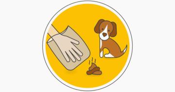 """Aiuta il tuo cane nel momento del """"bisogno""""!"""