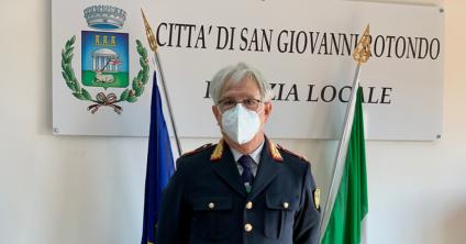 In pensione il Comandante dei Vigili Antonio Acquaviva