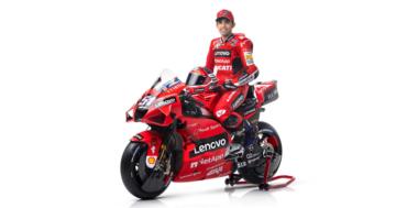 MotoGP: giorni di test per Michele Pirro