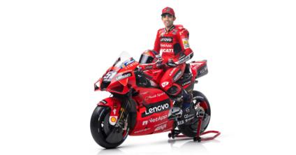 MotoGP: nono anno in Ducati per Michele Pirro