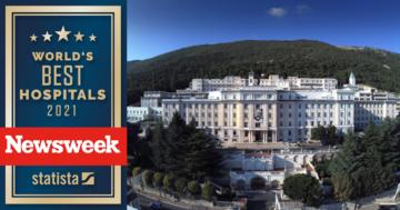 """L'IRCCS Casa Sollievo della Sofferenza nei """"Best Hospitals 2021"""""""
