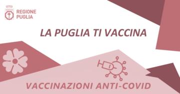 Vaccini anticovid, da lunedì al via le prenotazioni della fascia 59-50 anni