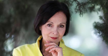Martine Brochard a San Giovanni Rotondo