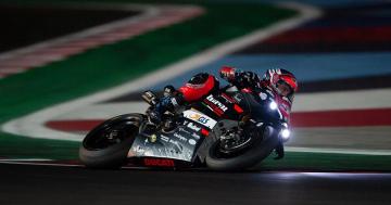 Pirro protagonista della Racing Night a Misano