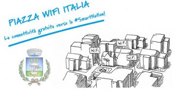 San Giovanni Rotondo nella rete di Piazza WiFi Italia