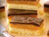 Ricette: Barrette al caramello e cioccolato