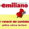 Comitato Emiliano, si discute di social media