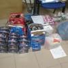 Giochi e luci natalizie contraffatte: blitz della Polizia Locale