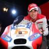 MotoGP: buoni i primi test di Pirro sulla Ducati GP15