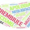 La vicesindaco Canistro con il grembiule di Mussolini: solo negligenza?