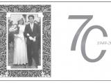 70 anni di matrimonio: un traguardo da record