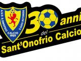 La scuola calcio S.Onofrio compie 30 anni