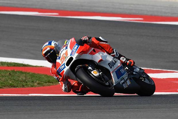 MotoGP Misano: Iannone, vertebra T3 lesionata