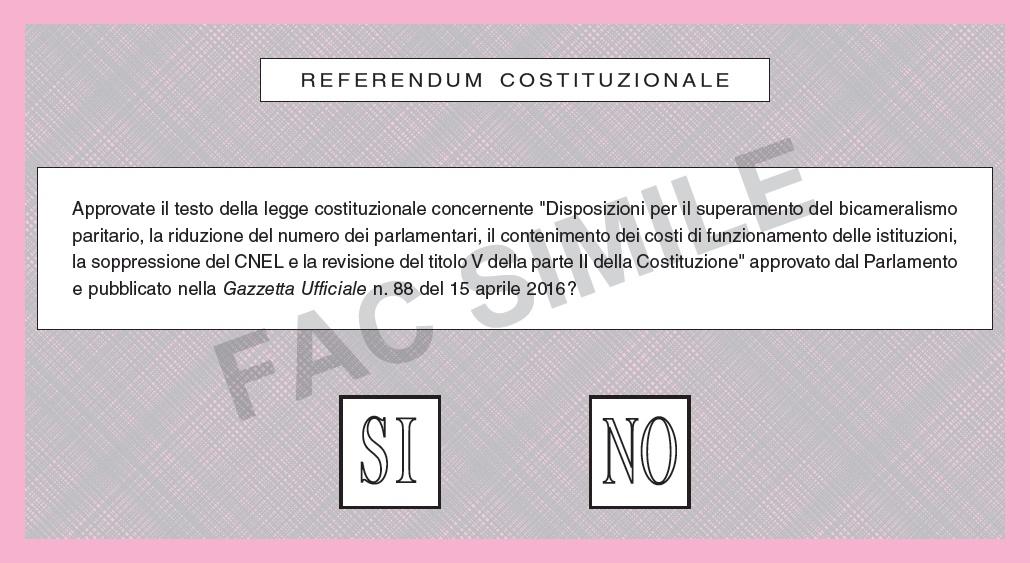 Referendum del 4 dicembre a Torino, come, dove e quando si vota